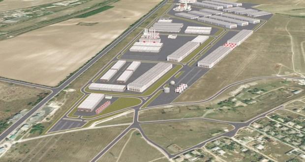 Индустриальные парки «Феодосия» и «Бахчисарай» начнут строить в этом году